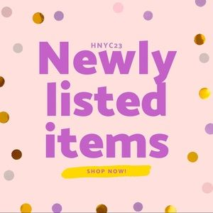 New Items Listed This Week!